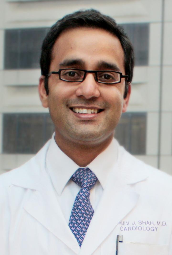 Sanjiv Shah (Chicago, USA)