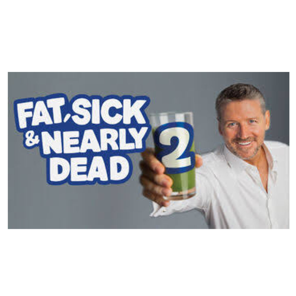 Joe Cross - Fat Sick and Nearly Dead 2