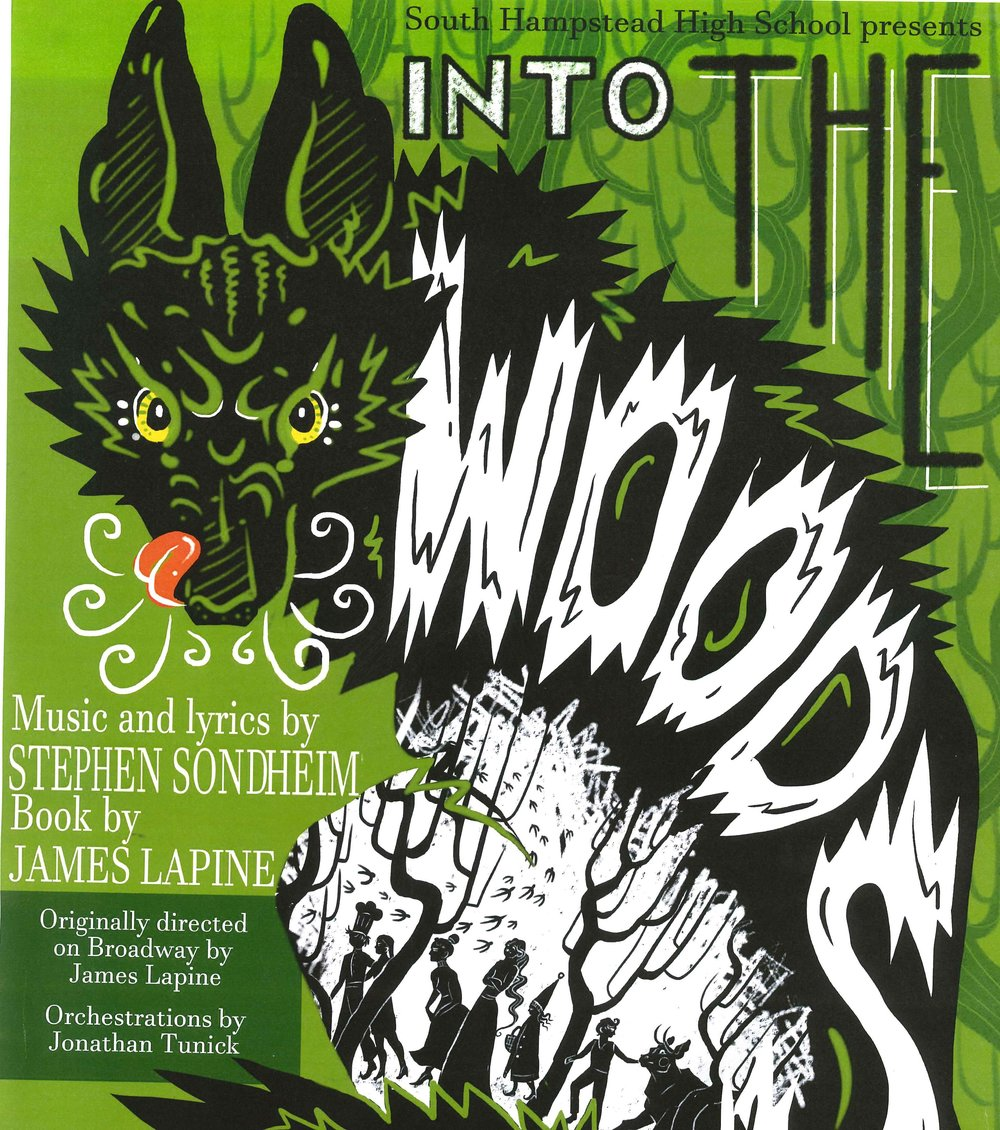 'Into the Woods' - A gala performance of the musical 'Into the Woods' with reception for our Campaign Board members, Ambassadors and Friends of the school. This event will be hosted by the Chair of the Governors Helen Strange.