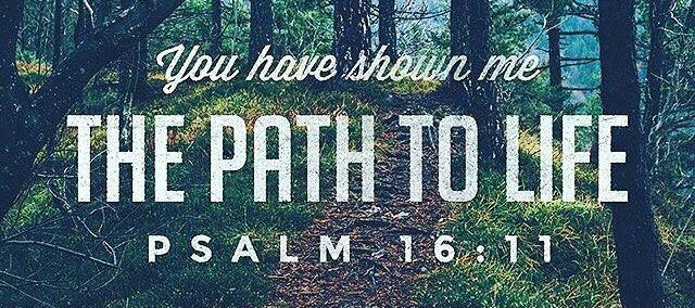 Psalm 16:11 inspired Joe to start Path to Life