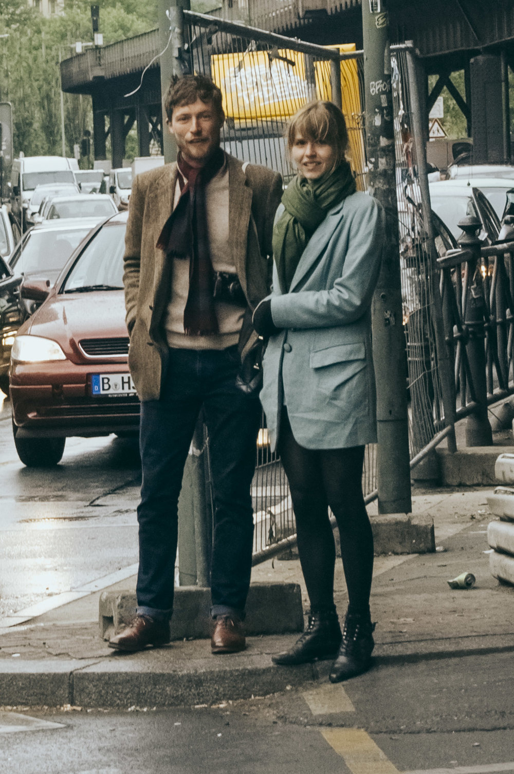Street, style &the people -