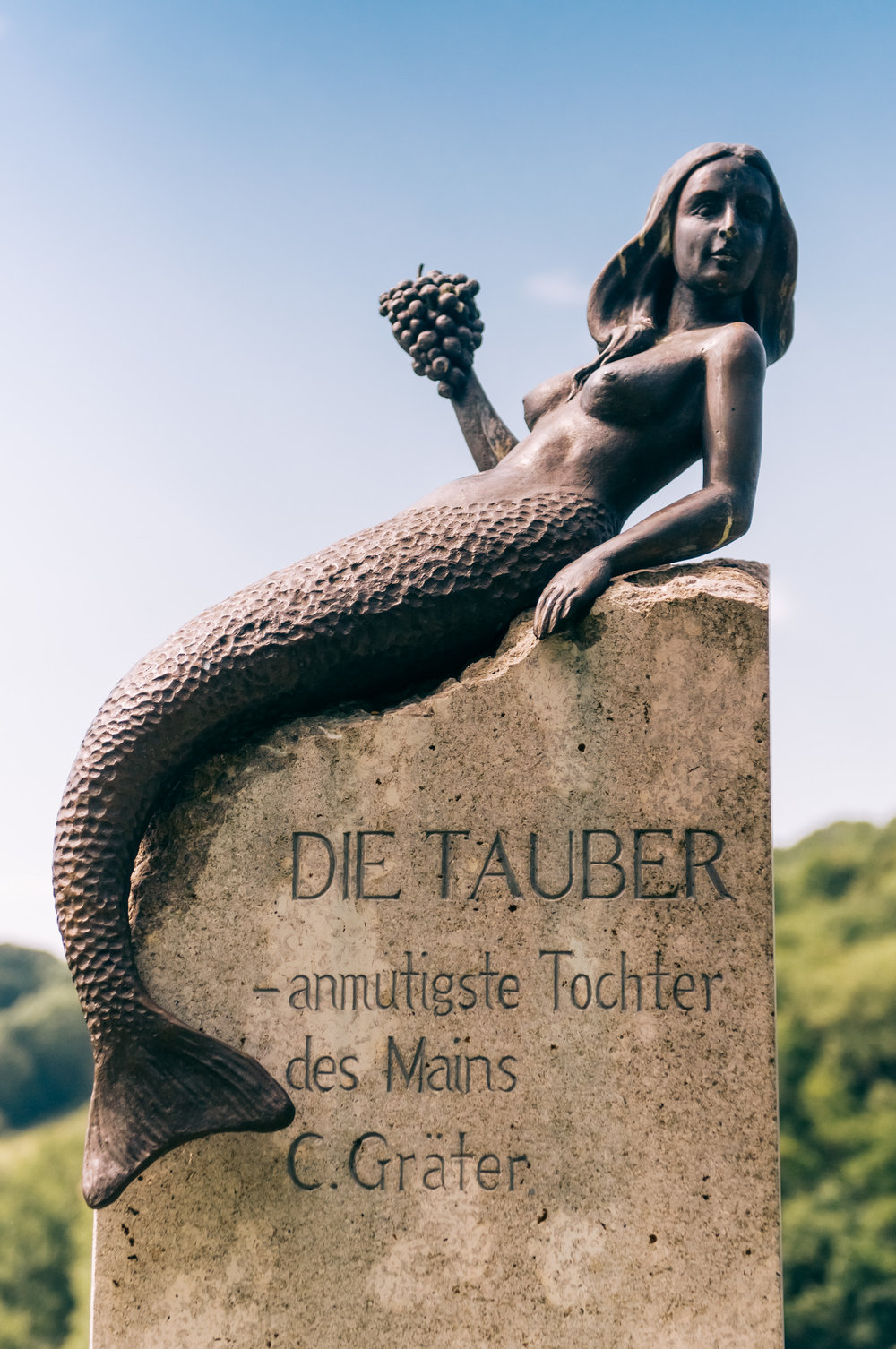 Tauber - the most charming daughter of river Main