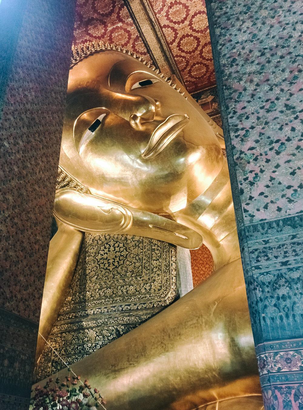 Wat Pho - 2 Sanamchai Road, Grand Palace Subdistrict, Pranakorn District, Bangkok 10200, Thailand