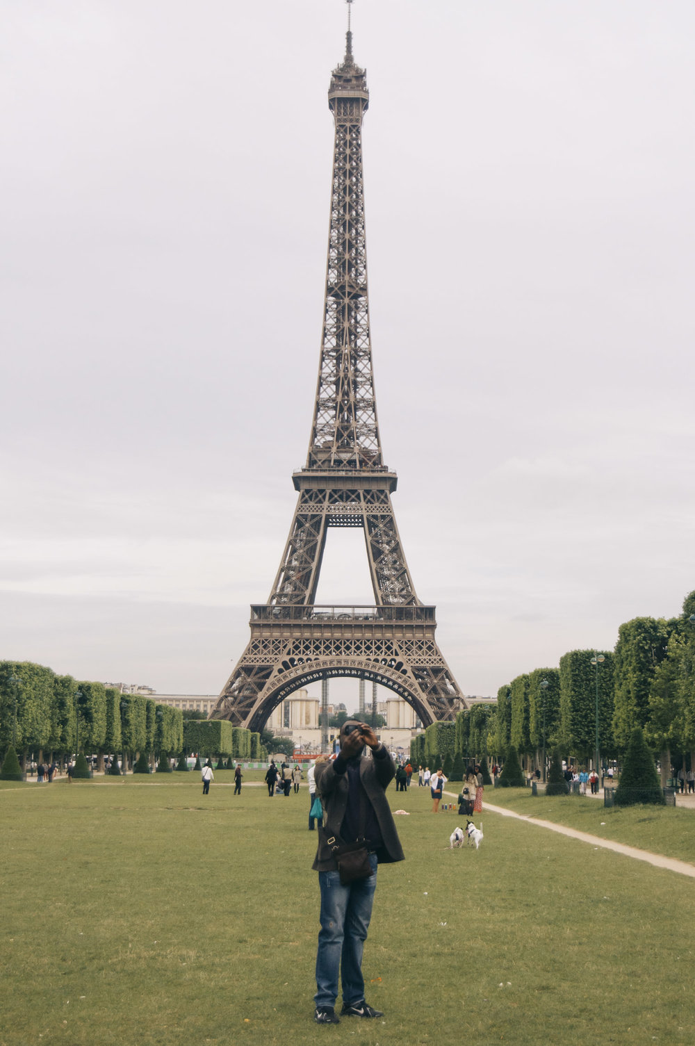 Eiffel Tower - Champ de Mars, 5 Avenue Anatole France, 75007 Paris, France