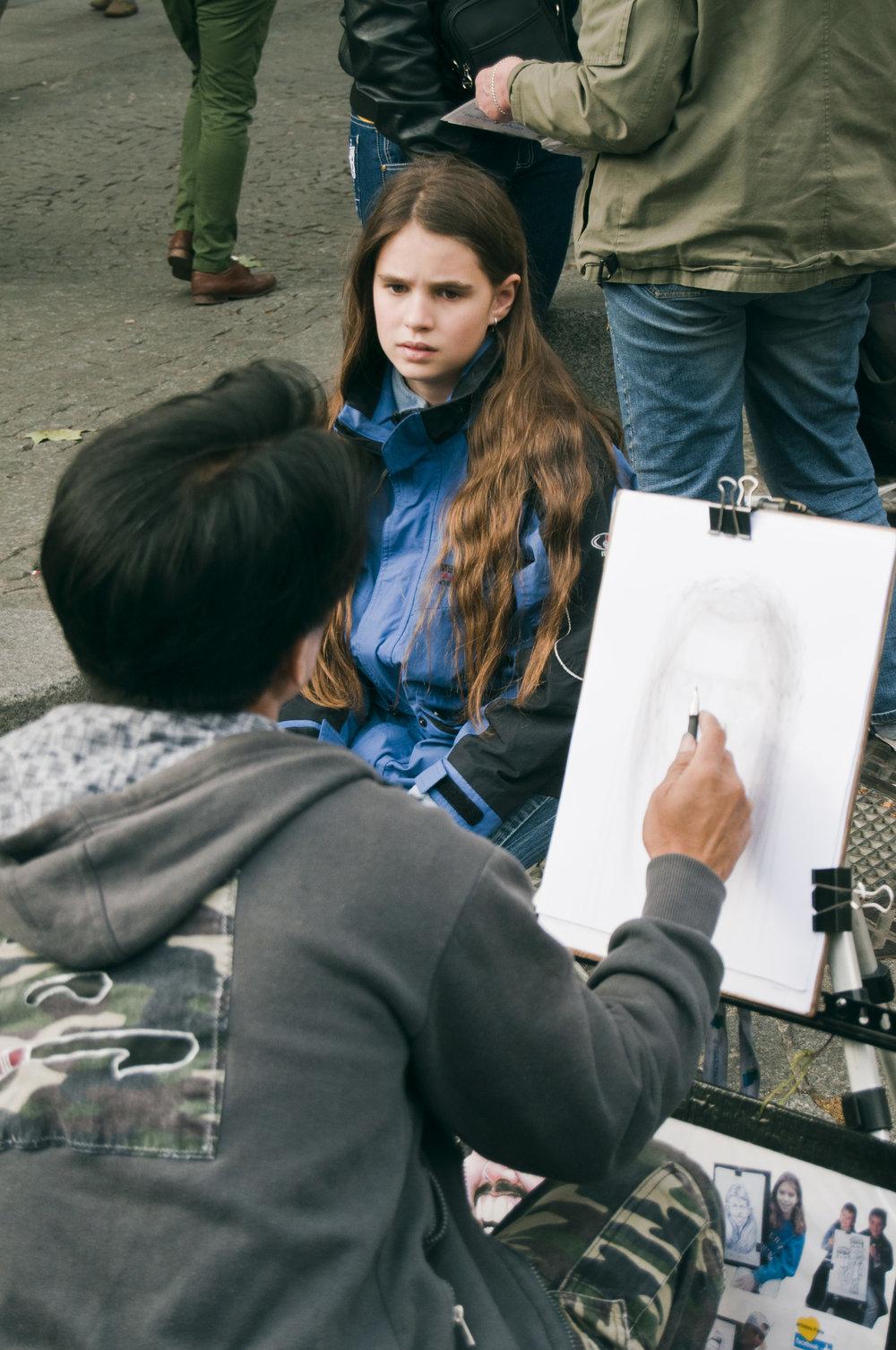 Street & people -