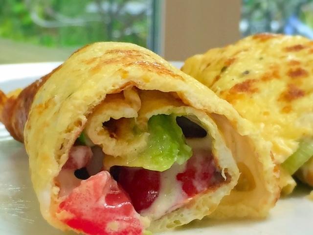 omelette wraps .JPG