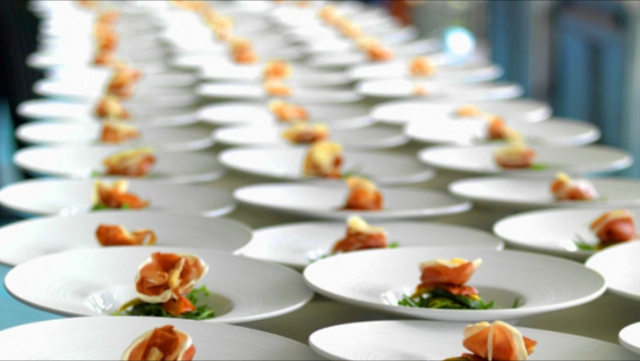 Visually Spectacular Catering