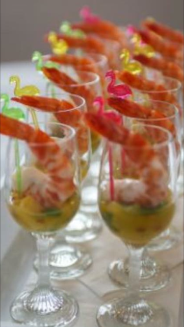 Eccezionale Visually Spectacular Catering | Gourmet Fingerfood & Canapés  HP26