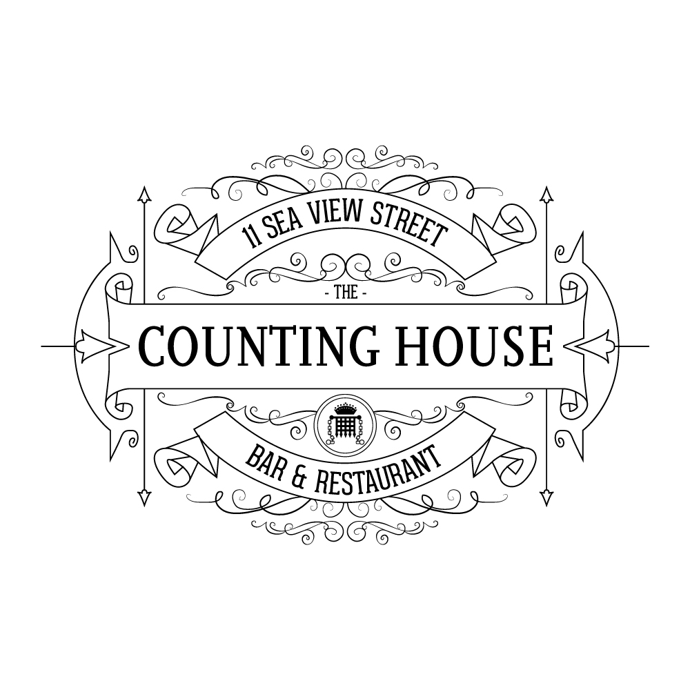 THE COUNTING HOUSE | LOGO DESIGN