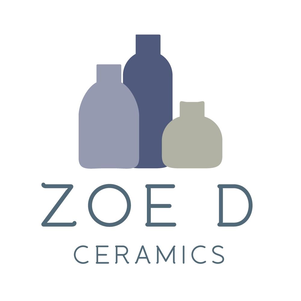 ZOE D CERAMICS | LOGO DESIGN