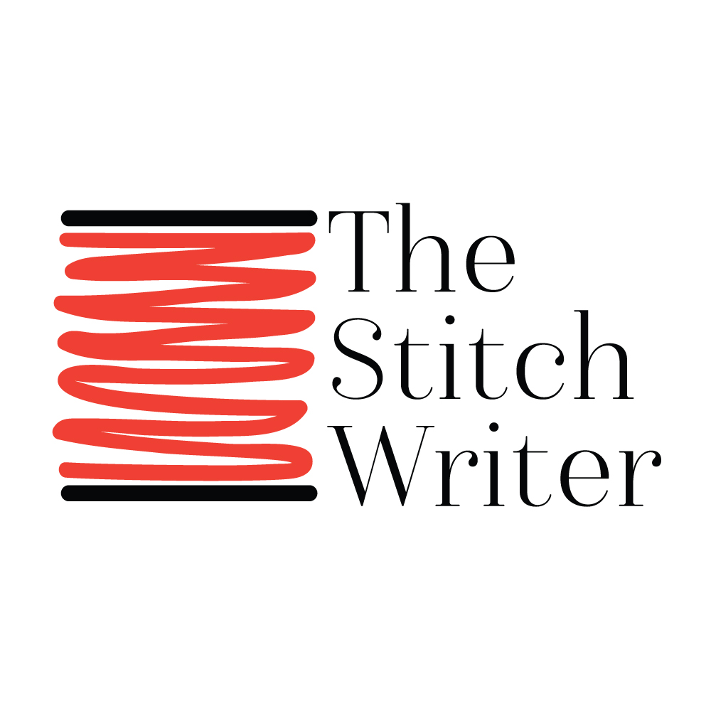 THE STITCH WRITER | LOGO DESIGN