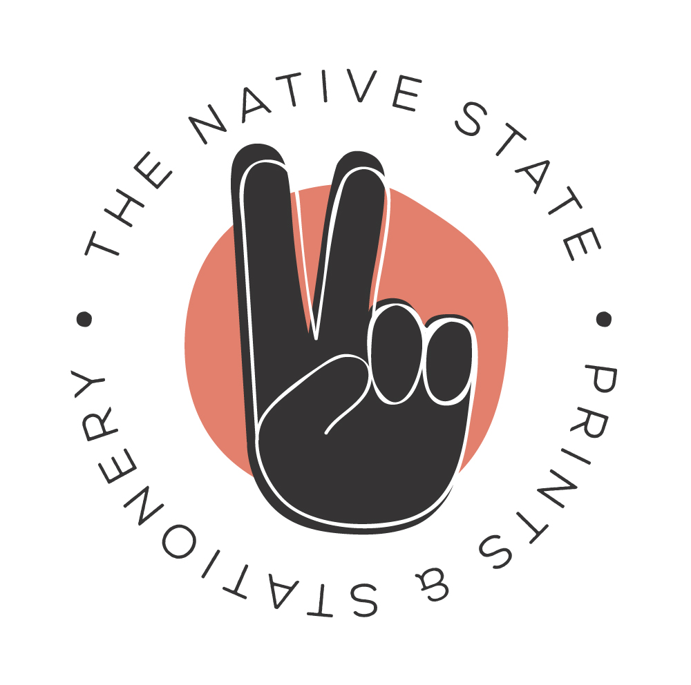 THE NATIVE STATE | LOGO DESIGN