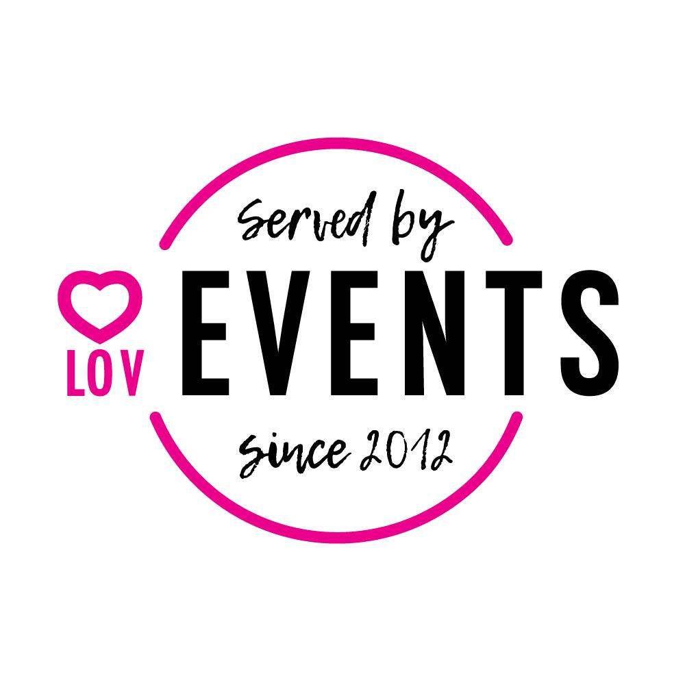 LOV EVENTS | T-SHIRT DESIGN