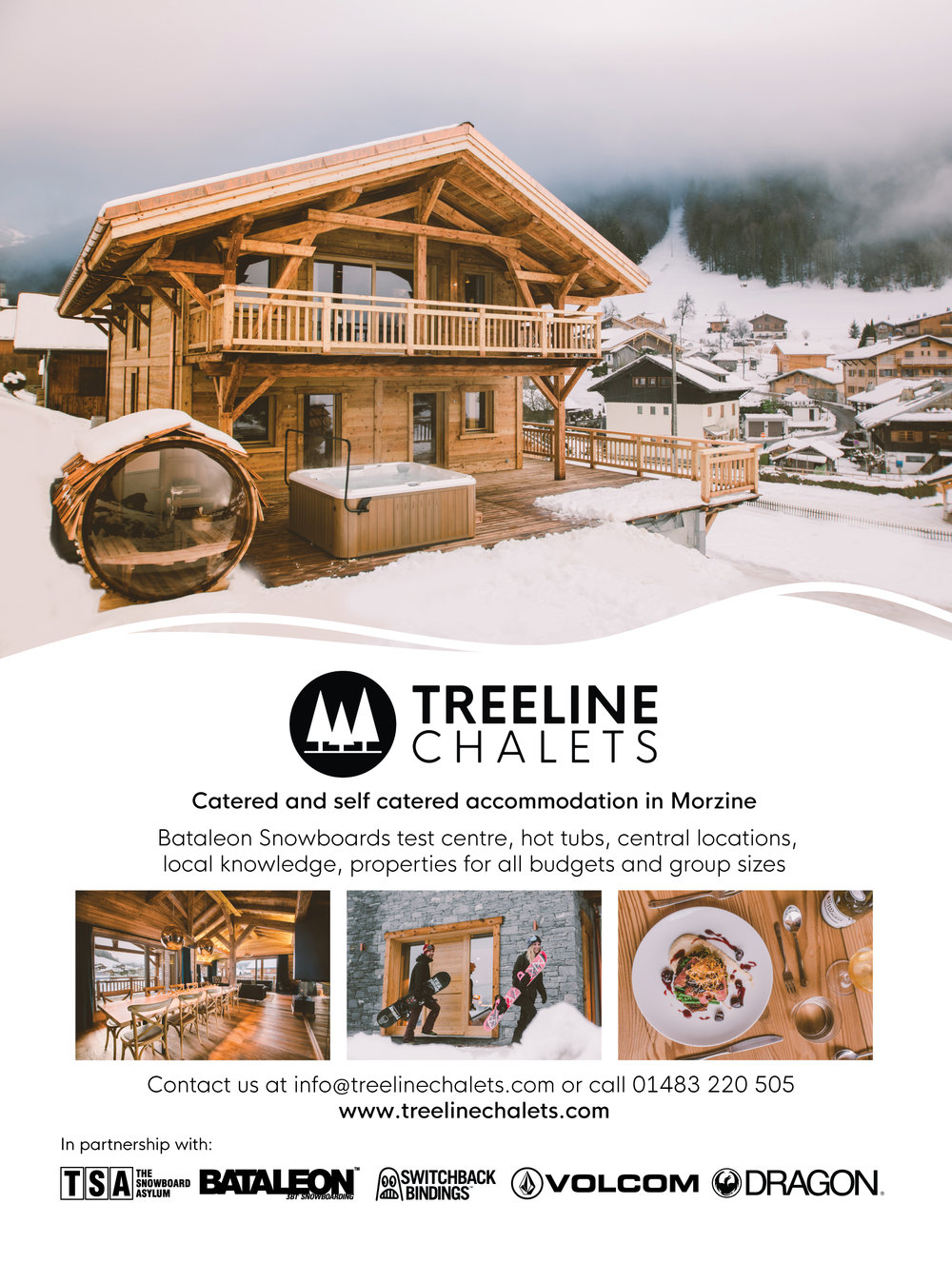 TREELINE | MAGAZINE ADVERT