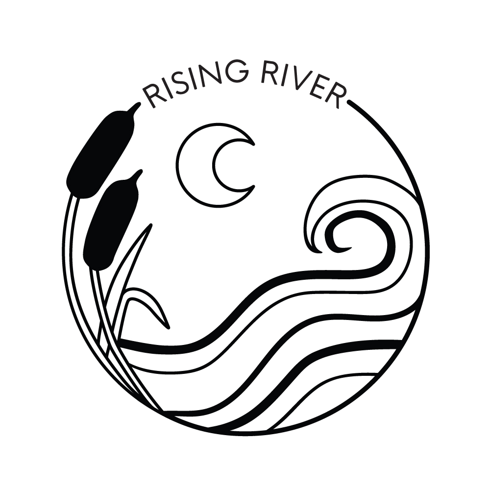 RISING RIVER | LOGO DESIGN