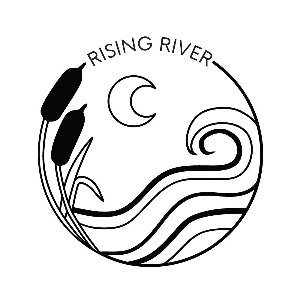 RISING RIVER | LOGO DESIGN