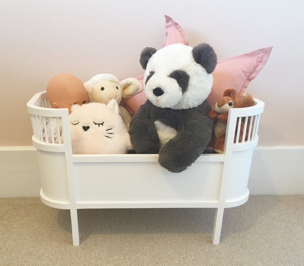 Small Stuff Dolls Crib