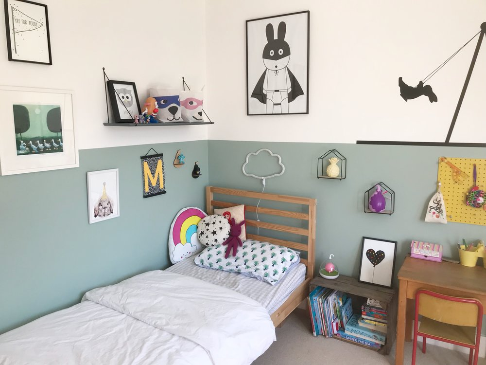 I Also Love This Modern Life And Both Of The Girls Have A Shelf In Their Rooms From Molly Meg