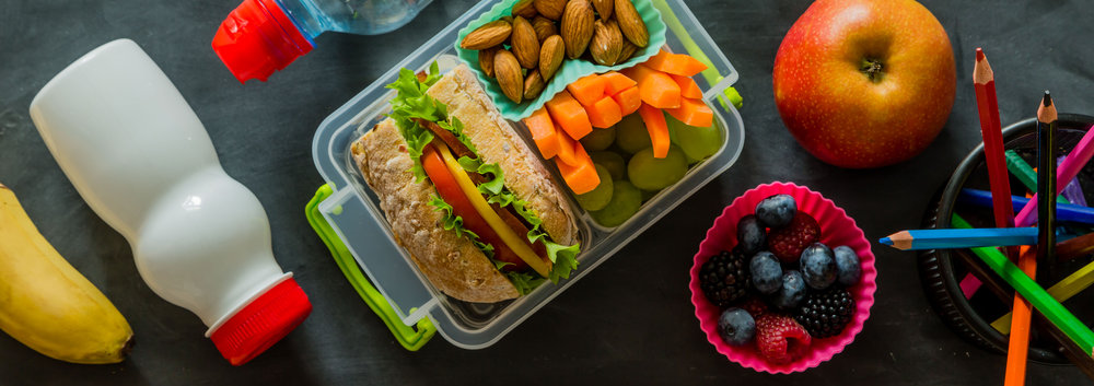 healthy lunches make kids smarter
