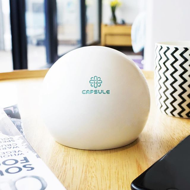 I have been working with Capsule Labs team for over a year with the industrial design aspect and now the product is gone live in Kickstarter. Capsule is a smart photo assistant that automatically backs-up photos in a private and secure home based cloud. The end goal and challenge for the design was to achieve modern, timeless and stylish form. I was requested to avoid traditional box-like or bent aluminum designs. I was presented a selection of inspirational images that included art installations, sculptures and futuristic products. I did produce many different ideas for the Capsule and from these ideas we came up with a design that merges all the technical requirements and aesthetic inspirations. I used simple sphere shape as the basic plan for the device with natural patterns and shapes. If you are interested supporting great new photography product, go and check Capsule at Kickstarter   kck.st/2zgz7iI #industrialdesign #kickstarter #productdesign #photography #instaphotos #instaphoto #kickstart_capsule #smarthome #privatcloud #familyphotography #familyphoto #heycapsule #teollinenmuotoilu