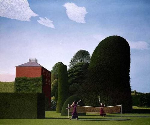 Meet David Inshaw