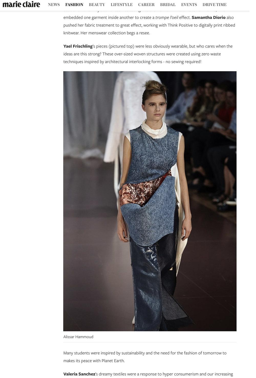 UTS FASHION CLASS OF 2017: Meet The Next Gen Fashion Disruptors
