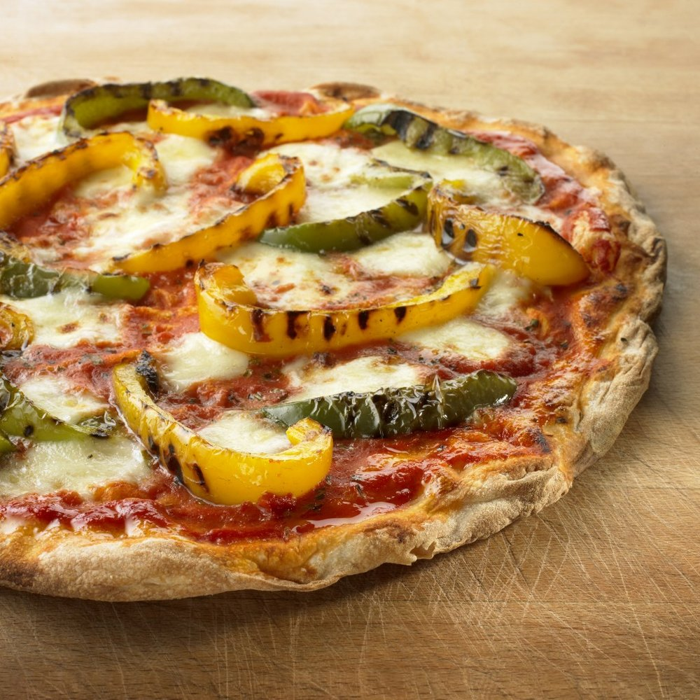 Pizza Pepperoni (Mixed Peppers)