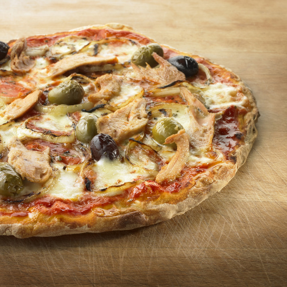 Pizza Tonno e Cippola (Tuna & Onion)