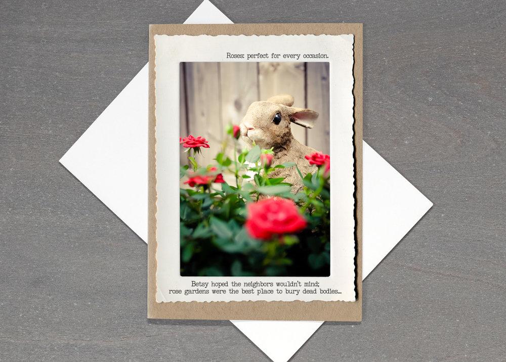 Rabbit Roses • TMI-15RR-C7