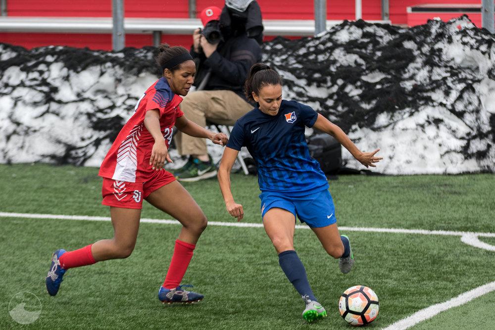 SKY BLUE FC VS ST. JOHN'S -