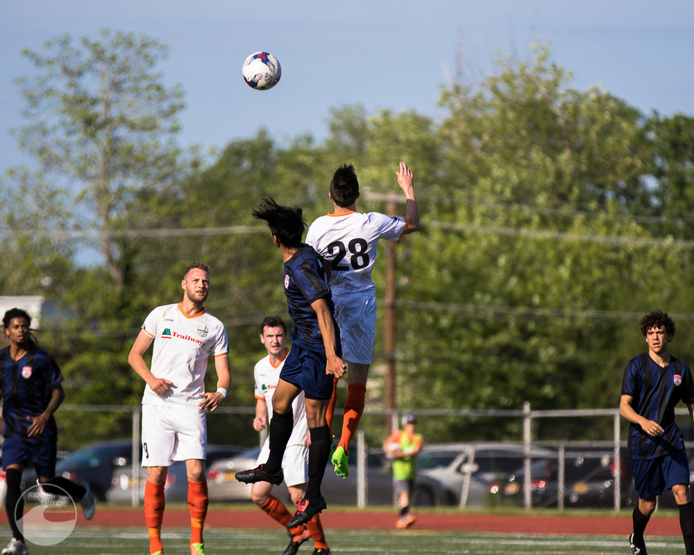 KINGSTON STOCKADE FC  VS  RHODE ISLAND REDS FC  -