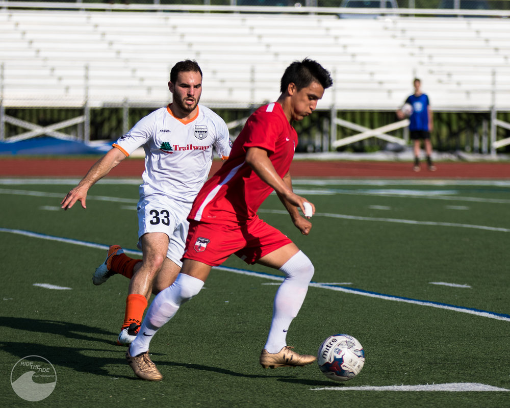 KINGSTON STOCKADE FC VS  BOSTON CITY FC  -