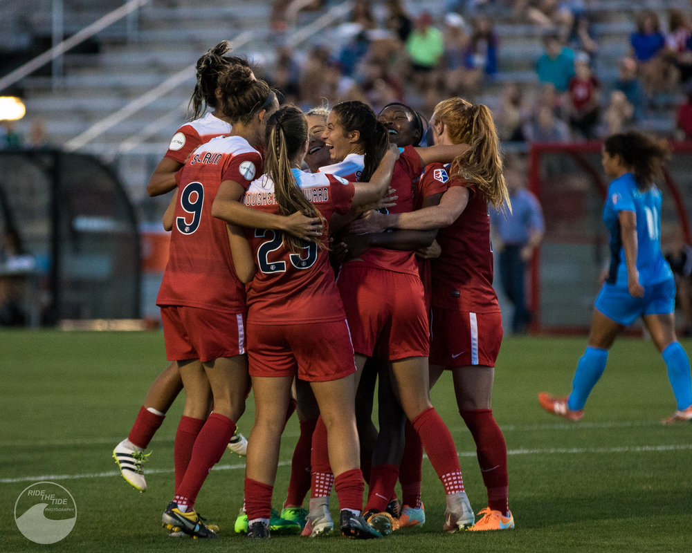 sky blue fc vs washington spirit -