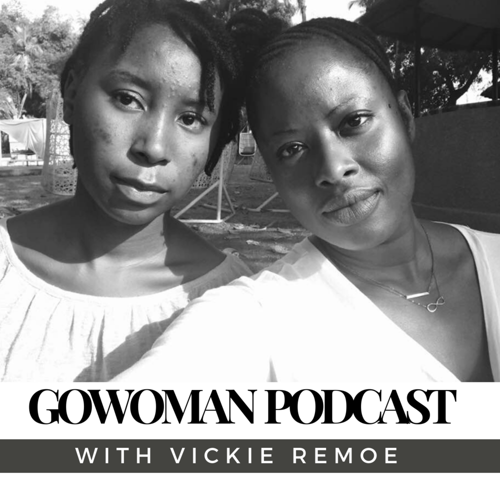 GoWoman Podcast: Jane survived abuse, rape in Sierra Leone