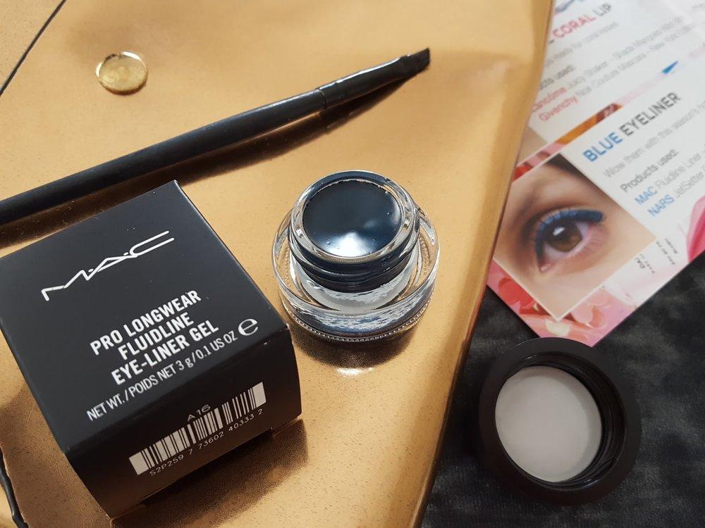 MAC Pro Longwear Fluidline Eye-Liner Gel