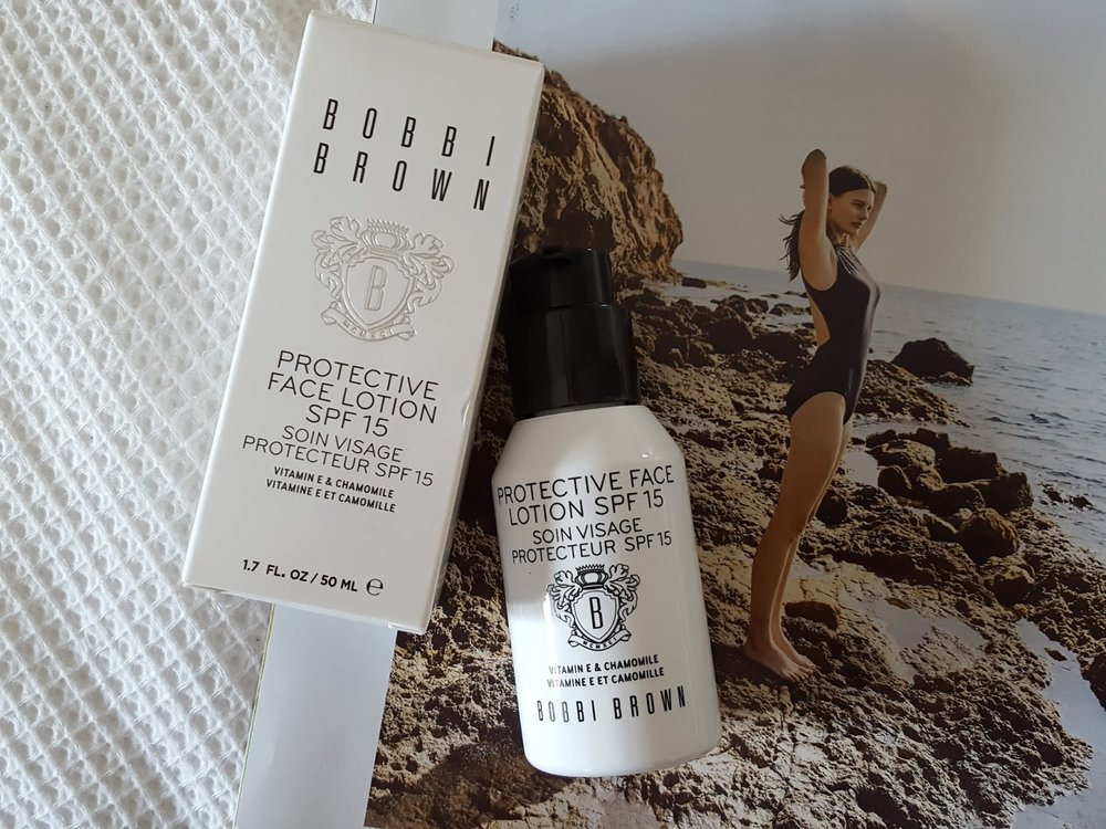 Bobbie Brown Protective Face Lotion