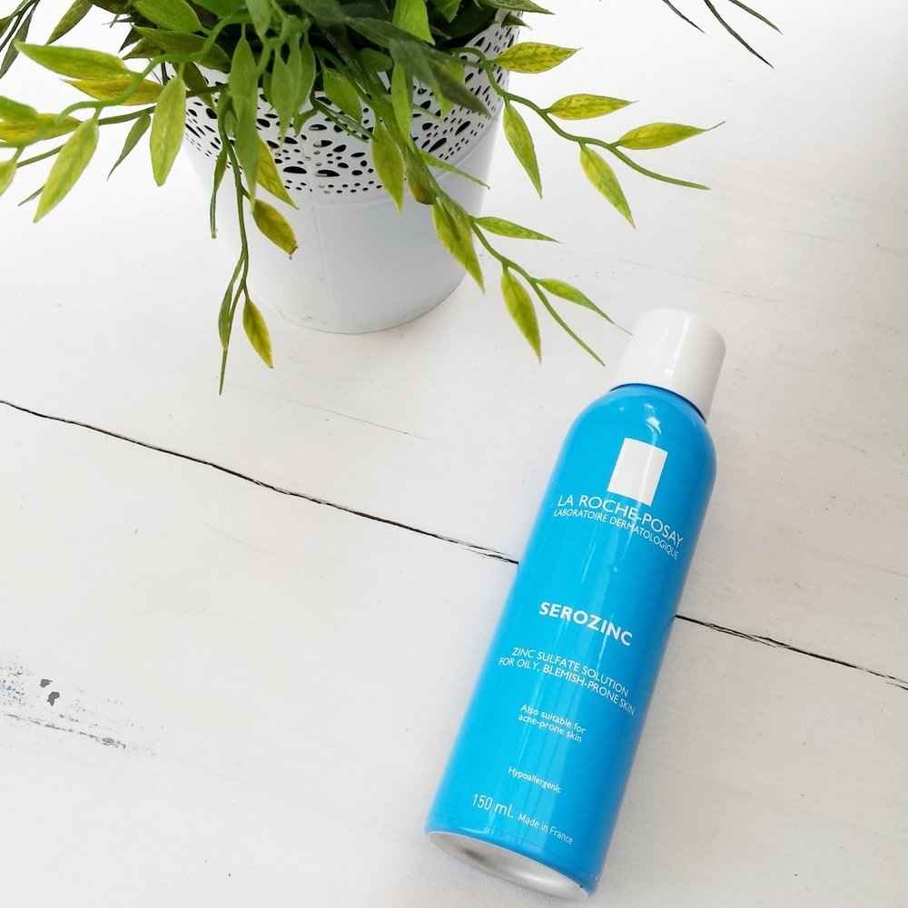 La Roche-Posay | Serozinc | For Oily Blemish Prone Skin