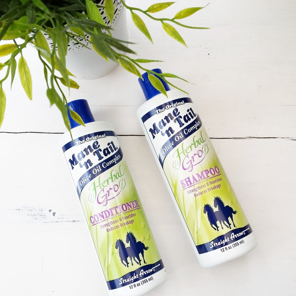 Mane 'n Tail | Herbal Gro | Shampoo & Conditioner