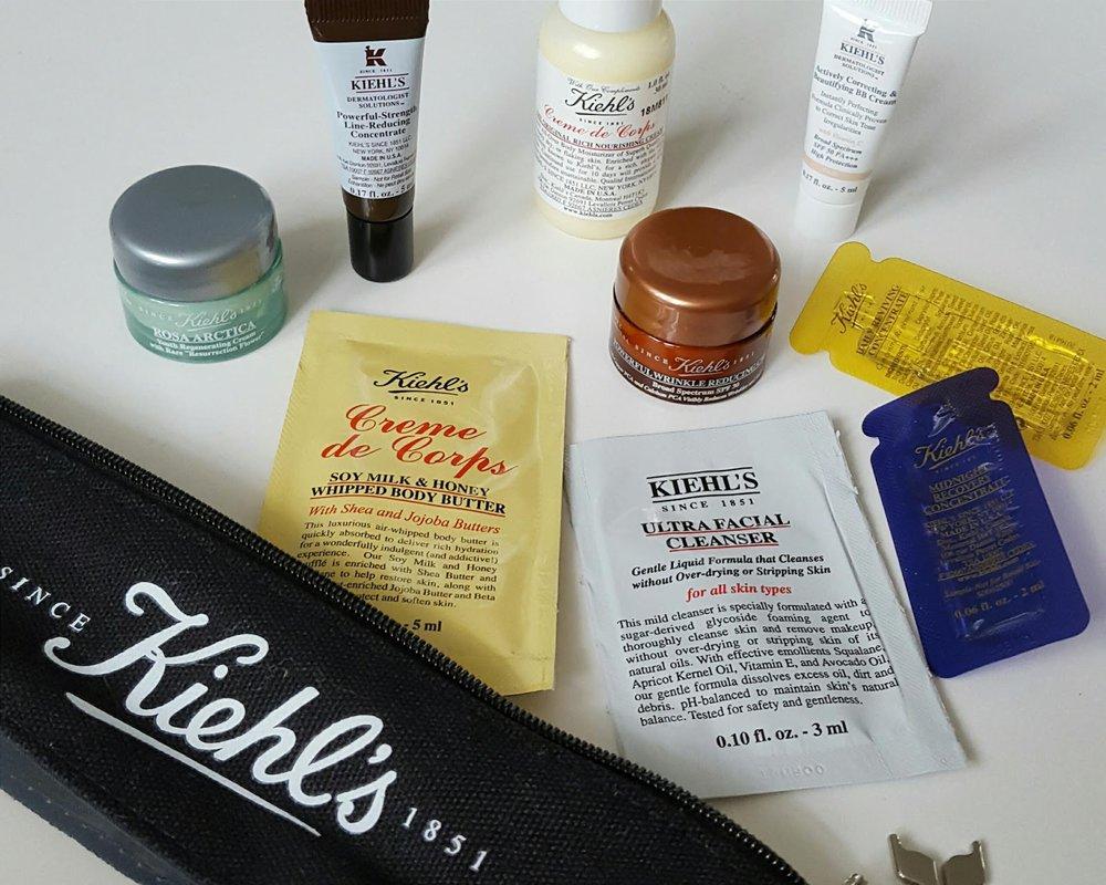 Kiehl's - Skincare Samples