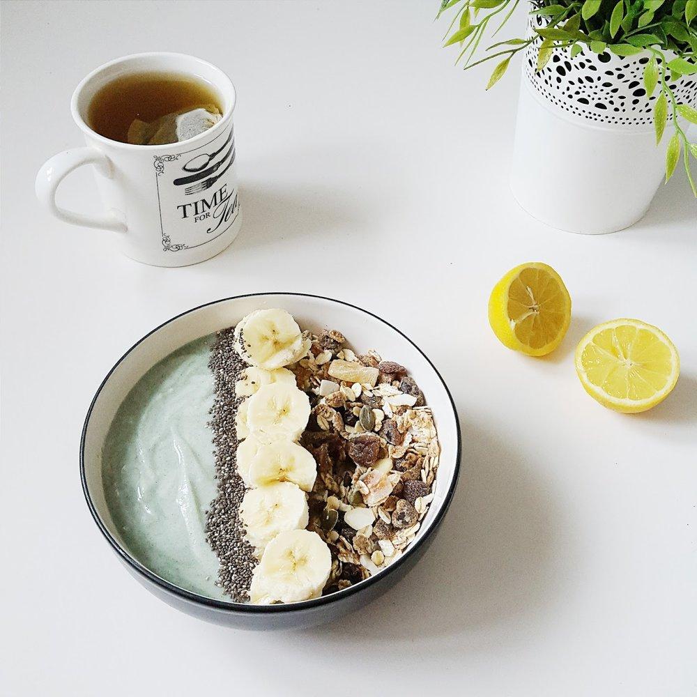 healthy bioglan breakfast bowl