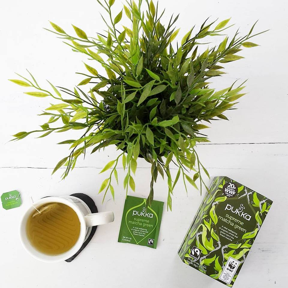 Pukka Herb Teas | Matcha Green Tea