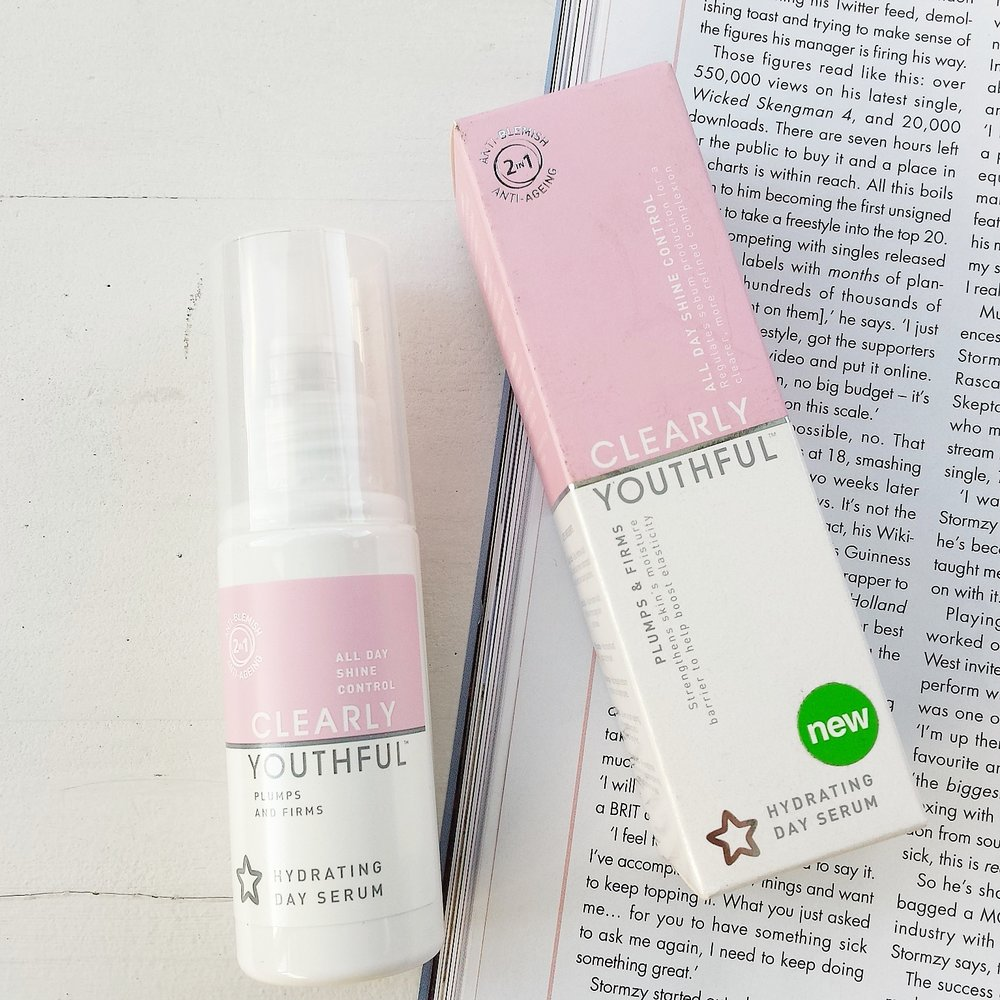 Superdrug | Clearly Youthful | Hydrating Day Serum