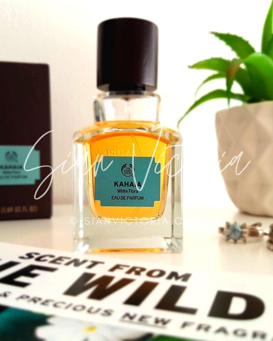 f6974e36e Elixirs of Nature Fragrances - The Body Shop — Sian Victoria.