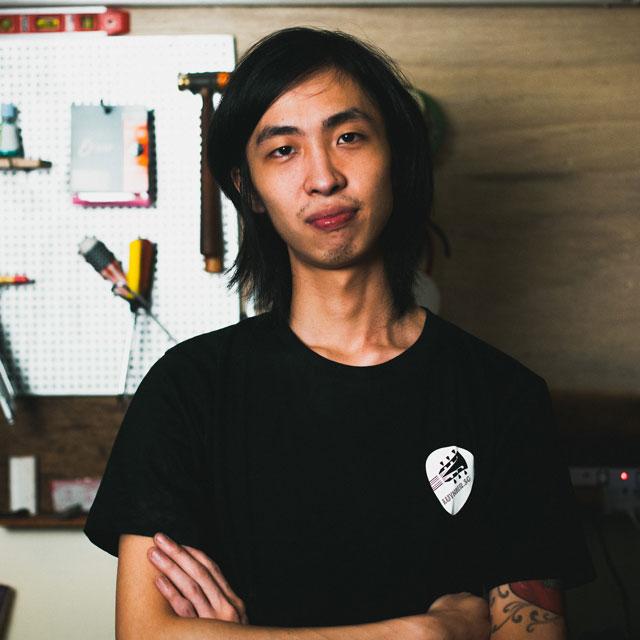 Wayne Lim - MASTER LUTHIER