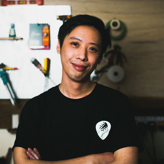 Justin Chew - MANAGER