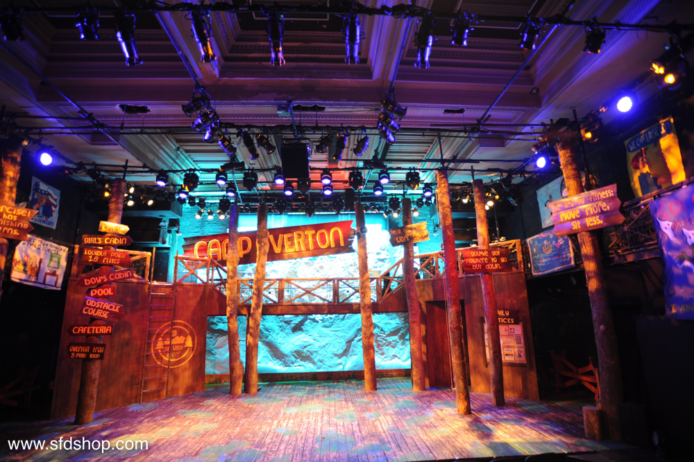 Fat Camp the Musical set fabricated by SFDS 6.jpg