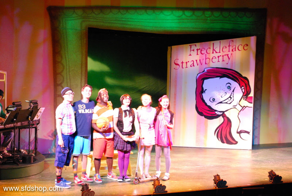 Freckleface Strawberry the Musical fabricated by SFDS 6.jpg