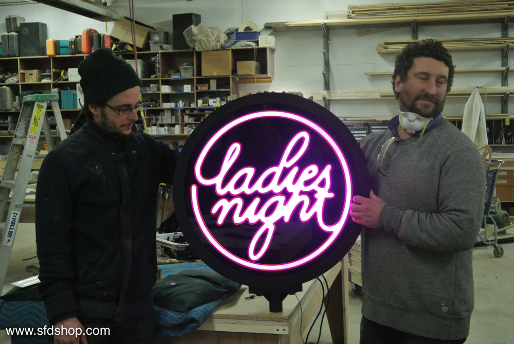 Ladies Night sign fabricated by SFDS 2.jpg