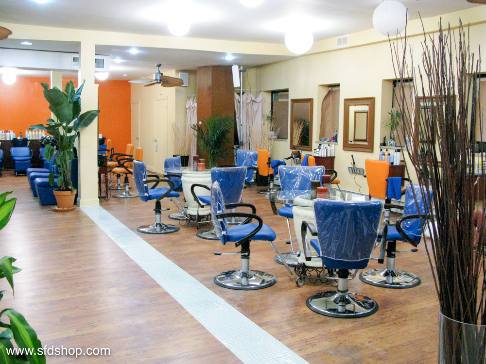 Salon Tika — SFDS - NYC Fabrication and Design