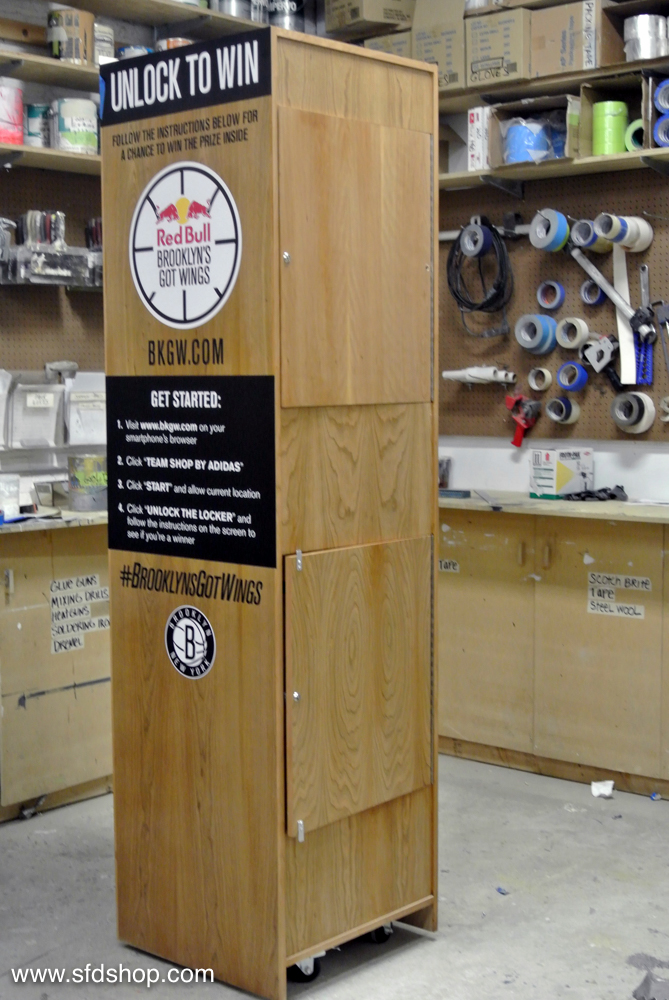 Barclay's Redbull lockers fabricated by SFDS -2.jpg